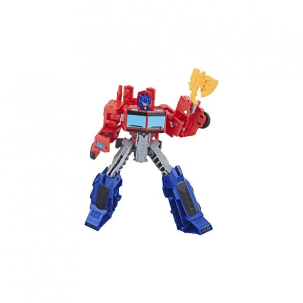 Transformers Cyberverse Figür - Optimus Prime