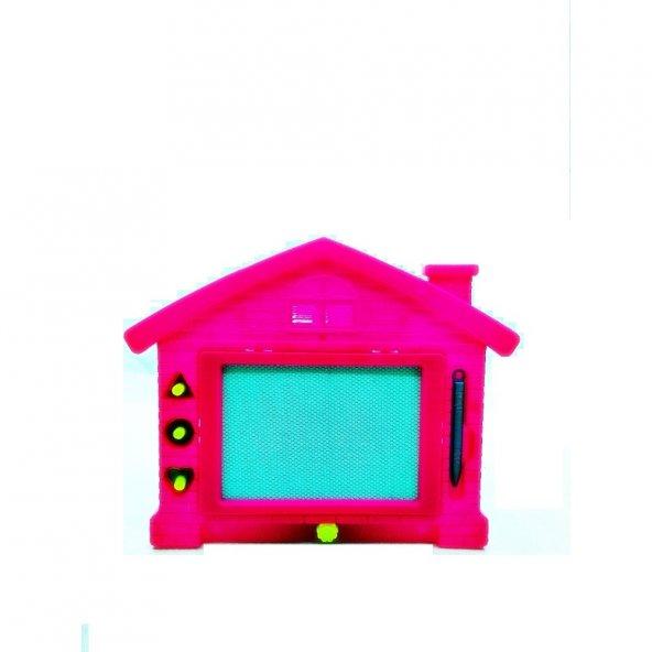 Karakuş Oyuncak Ev Tipi Yazı Tahtası