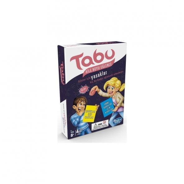 Hasbro Gaming Tabu Aile Boyu Eğlence