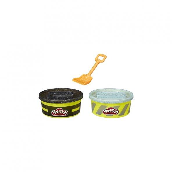 Play-Doh İNşaat Hamuru Çimento-Asfalt E4508-E4525