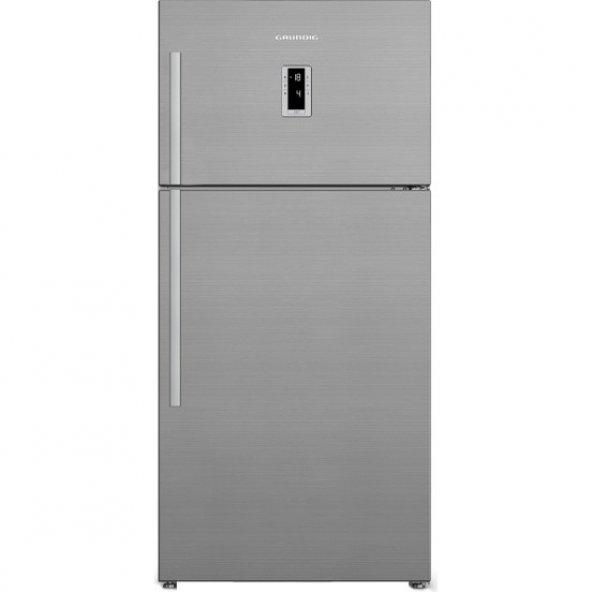 Grundig GRND 6100 I A++ Çift Kapılı No-Frost Buzdolabı