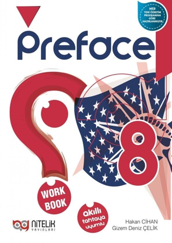 Nitelik 8.Sınıf Preface Work Book