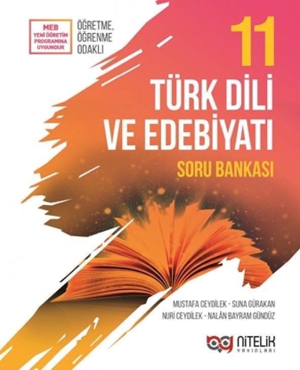Nitelik 11.Sınıf Türk Dili Ve Edebiyatı Soru Bankası
