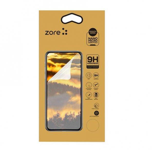 Xiaomi Redmi Note 8 Pro Zore Nano Micro Tempered Ekran Koruyucu