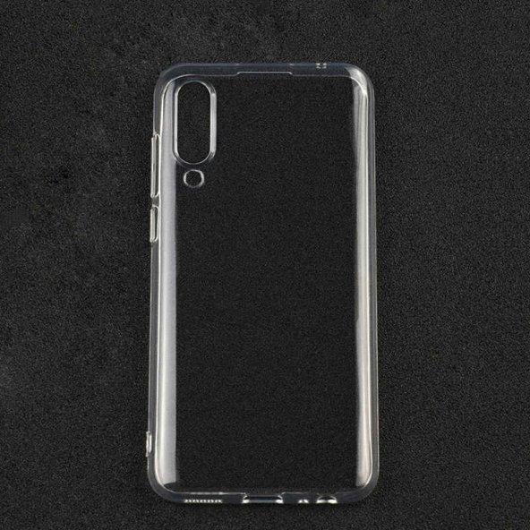 Meizu 16XS Kılıf Süper Silikon Kapak + Cam Ekran Koruyucu Hediye
