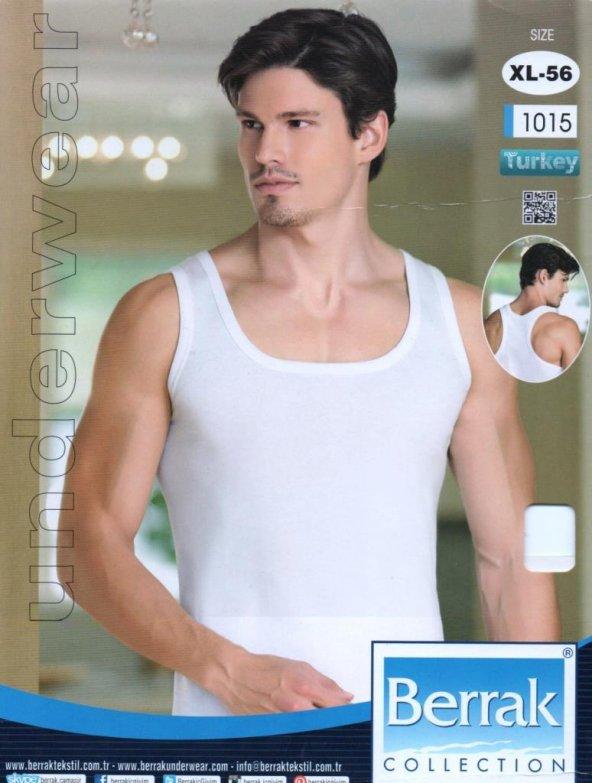6 Lı Paket BERRAK Erkek 1015-1016 Ribana Spor Atlet - EKO PAKET