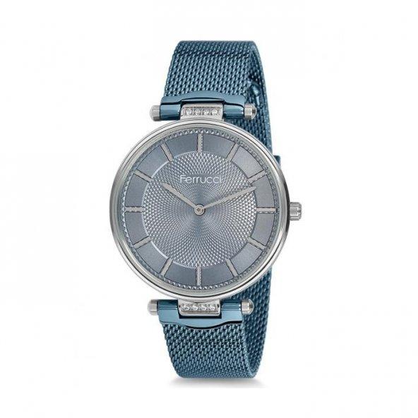 Ferrucci 12499H.02 Hasır Kadın Kol Saati