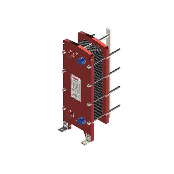 HEX13 Model Plakalı Eşanjör 400000 Kcal/H (59 Plakalı)