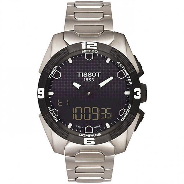 Tissot T091.420.44.051.00 T-Touch Erkek Kol Saati