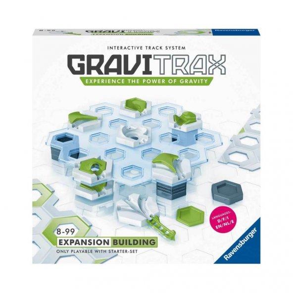 RGR260904 Gravitrax Parkur Yükseltme- Building /Ravensburger