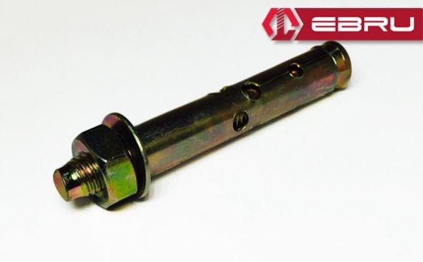 Ebru Gömlekli Çelik Dübel 6x45 (100 Adet)