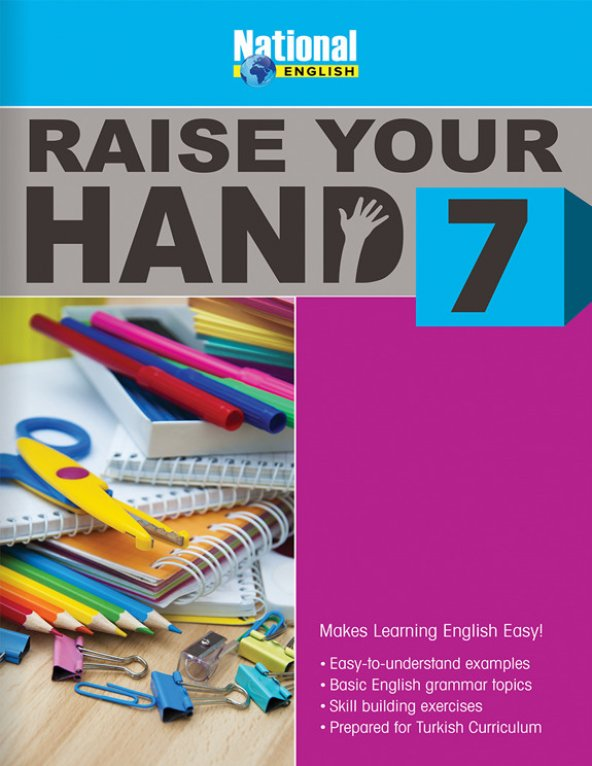 Raise Your Hand 7