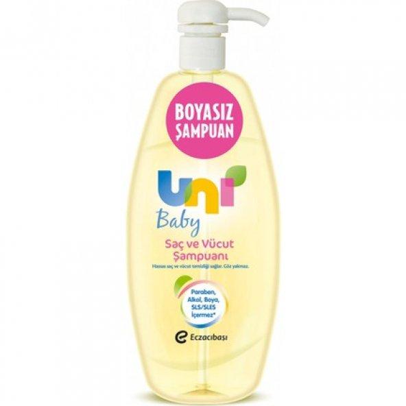 Uni Baby 700 ml Bebek Şampuanı