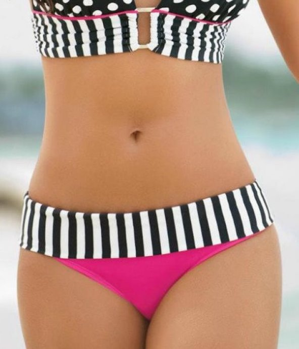 Ewa Angel Özel Tasarım Bikini Alt
