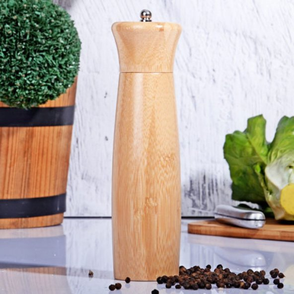 Depa Bambu Karabiber Öğütücü