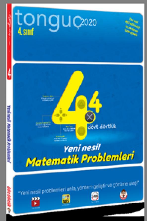 TONGUÇ 4. Sınıf Dört Dörtlük Matematik
