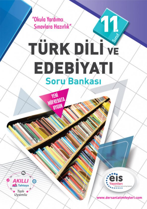 11. Sınıf Türk Dili ve Edebiyatı Soru Bankası Eis Yayınları