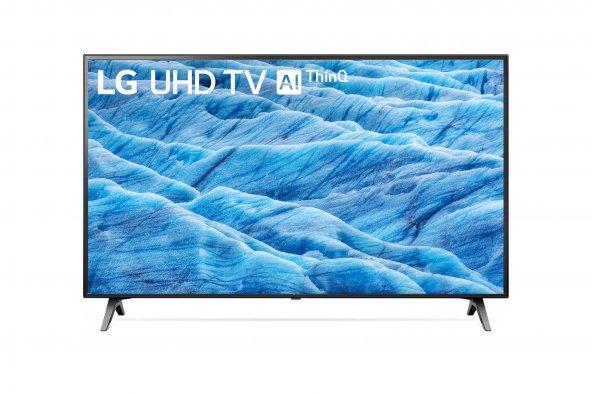 LG 43UM7100PLB 43inch 109 Ekran Uydu Alıcılı Ultra HD 4K Smart LED Televizyon