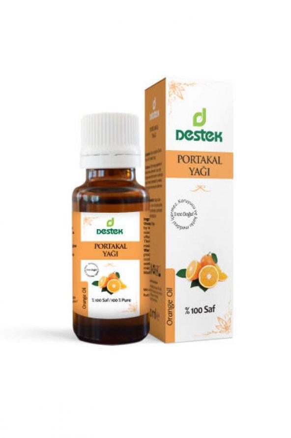 Portakal Yağı (Distile) 20 ml