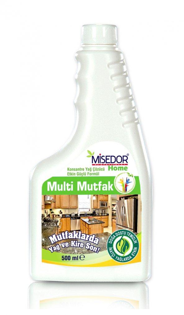 Misedor MULTI Mutfak Temizleyici 500 ml