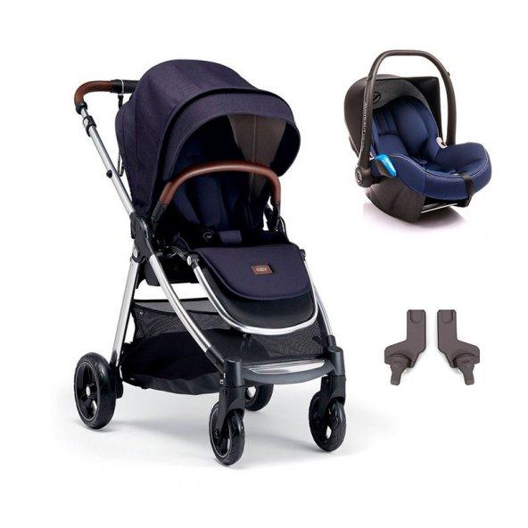 Mamas Papas Armadillo Flip XT 3 Travel Sistem Bebek Arabası Dark Navy