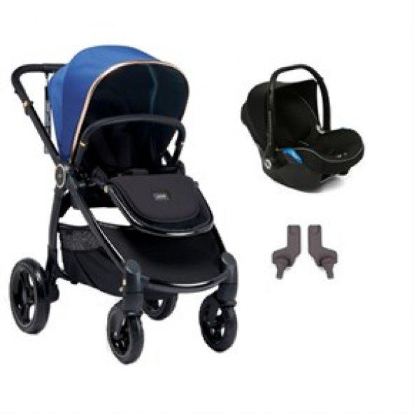 Mamas Papas Ocarro Jewel Travel Sistem Bebek Arabası Saphire