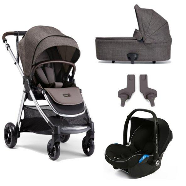 Mamas Papas Armadillo Flip XT 3 Newborn Kıt Bebek Arabası Chestnut