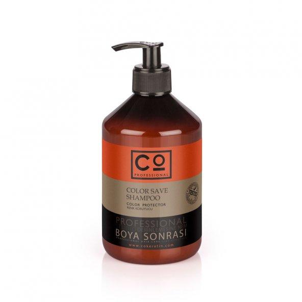 Boya Koruyucu Şampuan 500ml* Co Professional ColorSave Şampuan