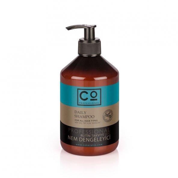 Günlük Şampuan 500ml* Co Professional Daily Şampuan