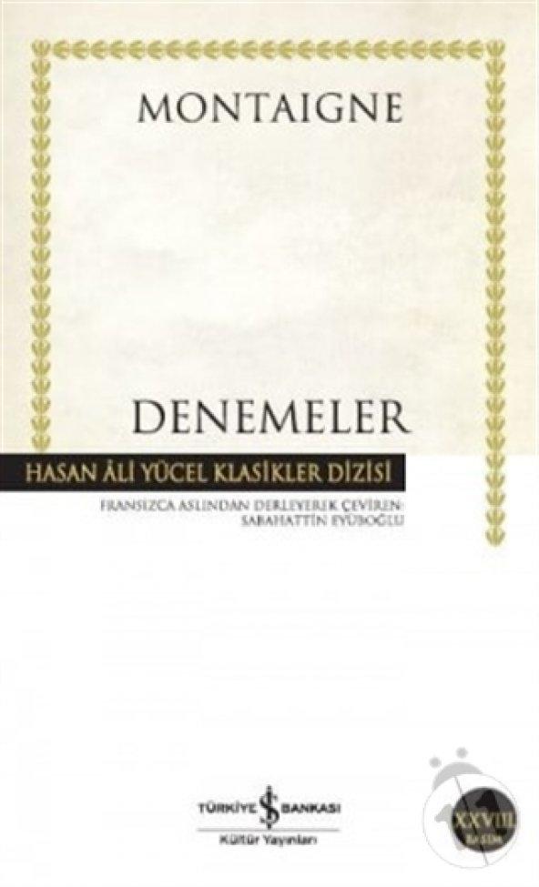 Denemeler - Hasan Ali Yücel Klasikleri