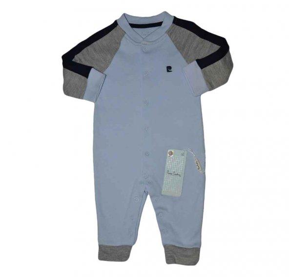 Pierre Cardin 300231 Erkek Bebek Tulum Mavi