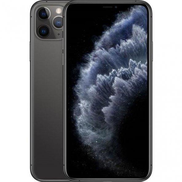 Apple iPhone 11 Pro Max 256 GB Uzay Gri Cep Telefonu (Apple Türkiye Garantili)