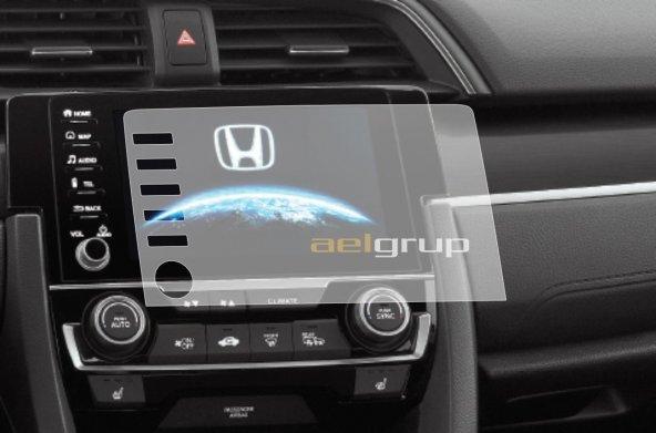 Honda Civic Makyajlı Kasa Fc 5  Navigasyon Ekran Koruyucu Film