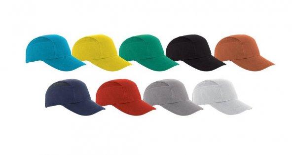 Darbe Emicili Şapka Baret Yeşil