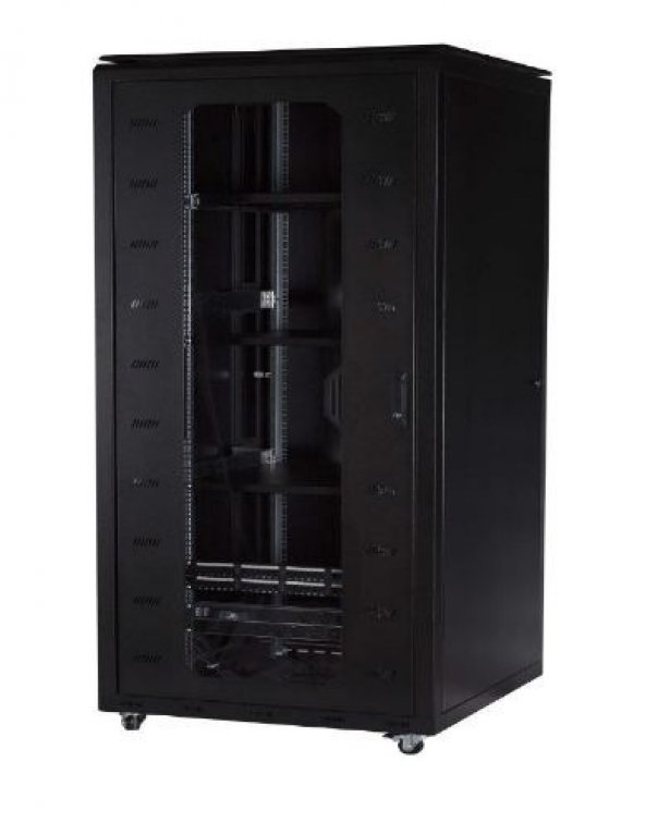 Ulusal 36u 600x1000 Server Dikili Tip Kabinet