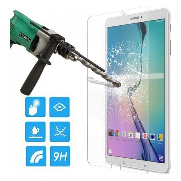 Samsung Galaxy Tab 3 Lite T113 Tempered Glass Tablet Cam Ekran Koruyucu