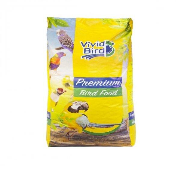 Vivid Muhabbet yemi 20 kg (Meyveli )