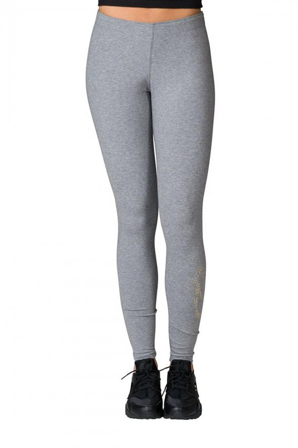 Nike Legging Metallic AQ7109-091 Bayan Tayt
