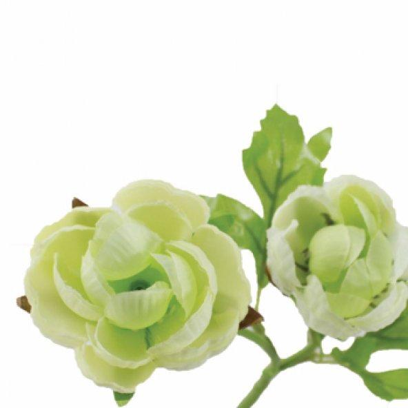 Whıte Lıght Green Demet Çiçek