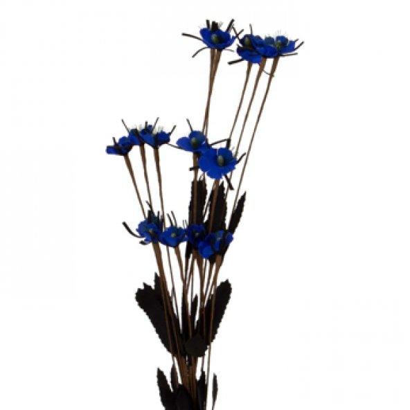 Mavi Pıtır Demet Çiçek