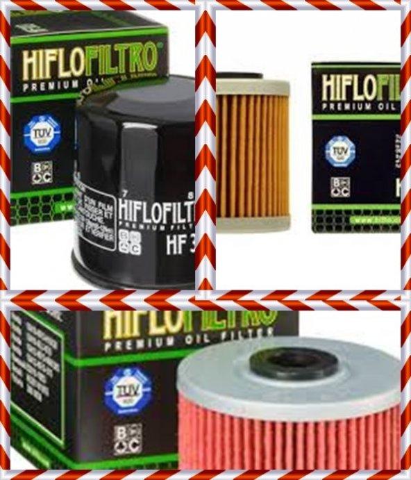 APRILIA ATLANTIC 200 hiflo  Yağ Filtresi