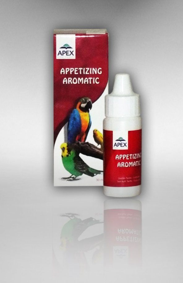 Kanarya İçin İştah Açıcı Aromatik - APPETİNZİNG AROMATİC