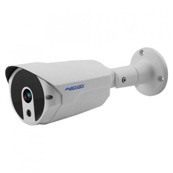 Avenir Ahd Bullet 2.4 Mp 3.6Mm Av-525Ahd 1/2.8 Cmos Dwdr 50 Metre Ahd Kamera