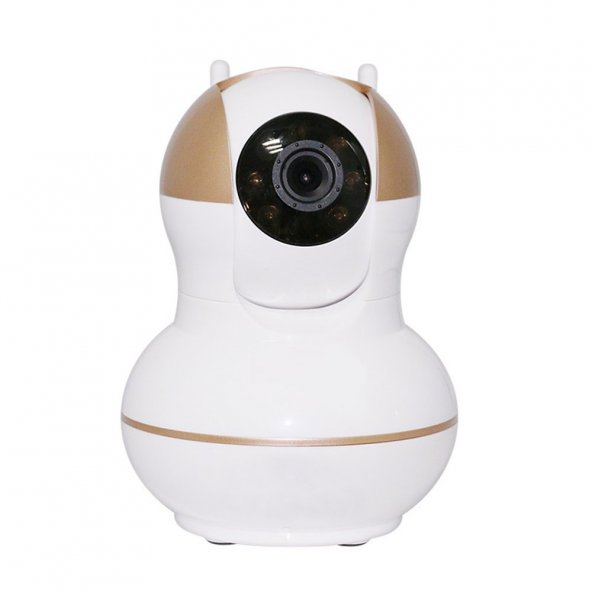Olix Angel KS-511 Wifi 360 Derece HD iP Kamera Ev ve Bebek  4 in 1 Güvenlik Seti