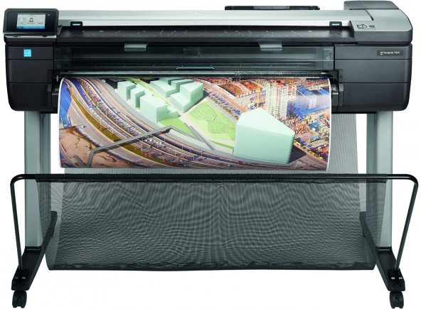 HP DesignJet T830 914 mm (36 inç) MFP (F9A30A)