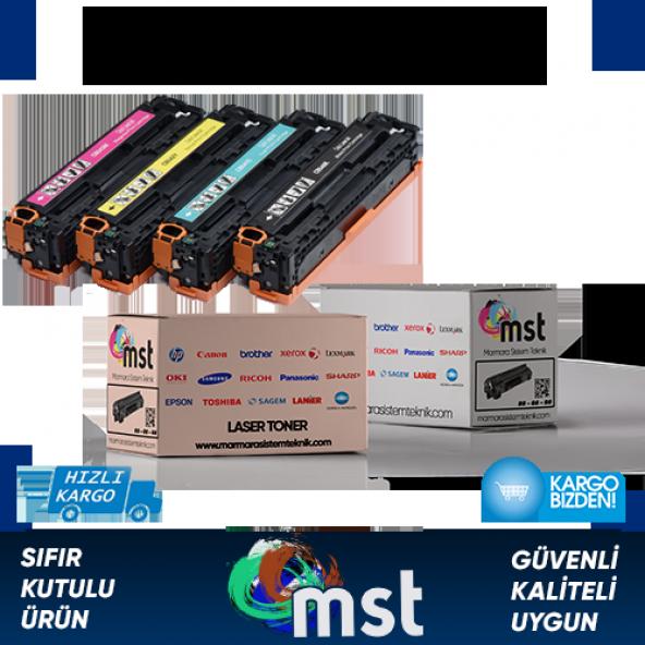 HP CB540A / 125A / CP1215-1515-1312 Siyah Muadil Toner