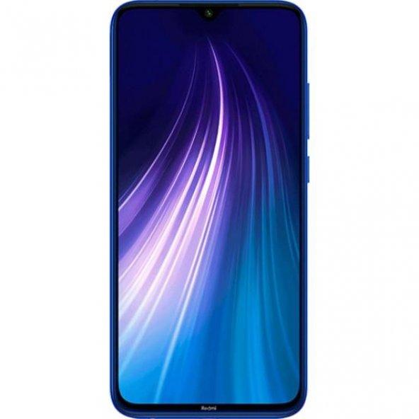 Xiaomi Redmi Note 8 128 GB Mavi Cep Telefonu (Xiaomi Türkiye Garantili)
