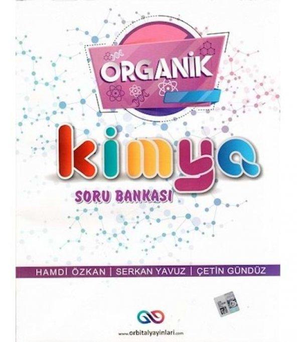 Organik Kimya Soru Bankası Orbital Yayınları
