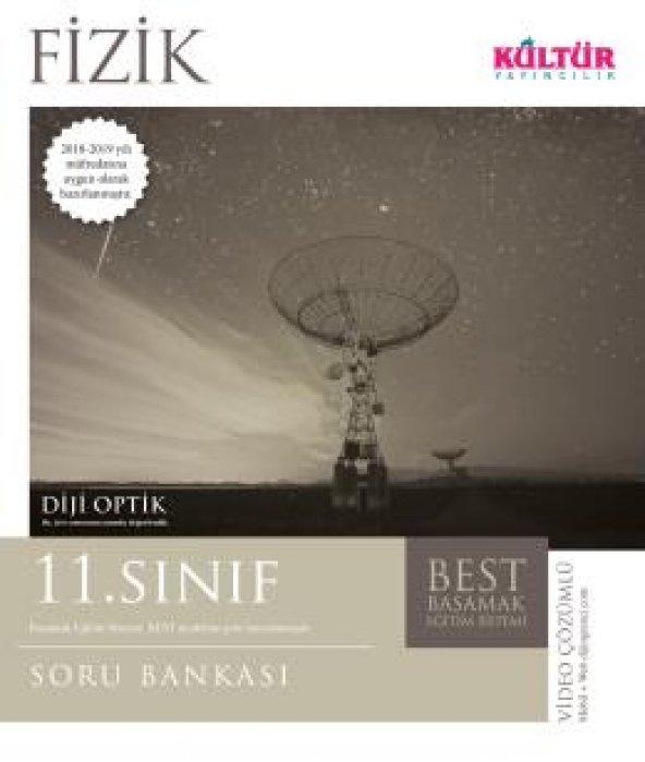 11. Sınıf Fizik Soru Bankası (BEST) Kültür Yayıncılık