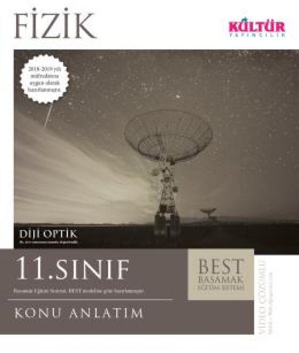 11. Sınıf Fizik Konu Anlatım (BEST) Kültür Yayıncılık